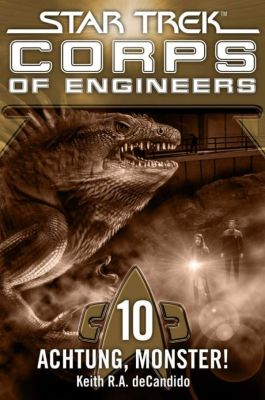 Star Trek - Corps of Engineers 10 Achtung Monster