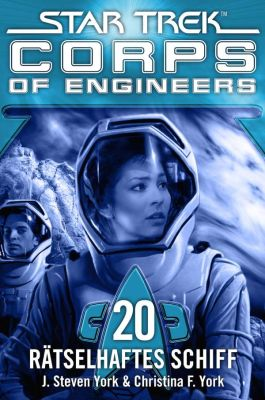Star Trek - Corps of Engineers 20 Rätselhaftes Schiff