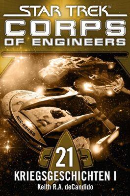Star Trek Corps of Engineers 21 Kriegsgeschichten I