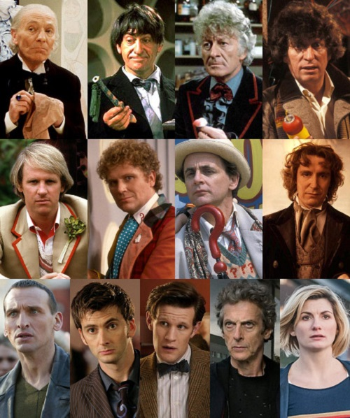 Doctor Who One to Thirteen