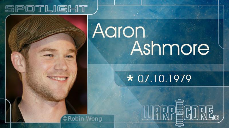 Spotlight: Aaron Ashmore