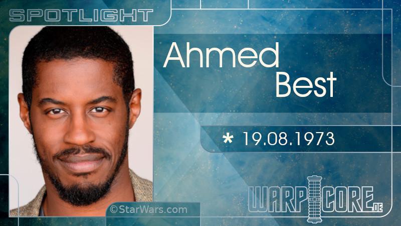 Spotlight: Ahmed Best