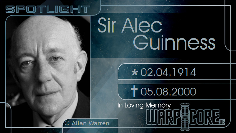 Spotlight: Sir Alec Guinness