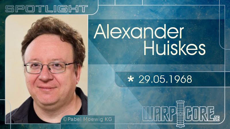 Spotlight: Alexander Huiskes