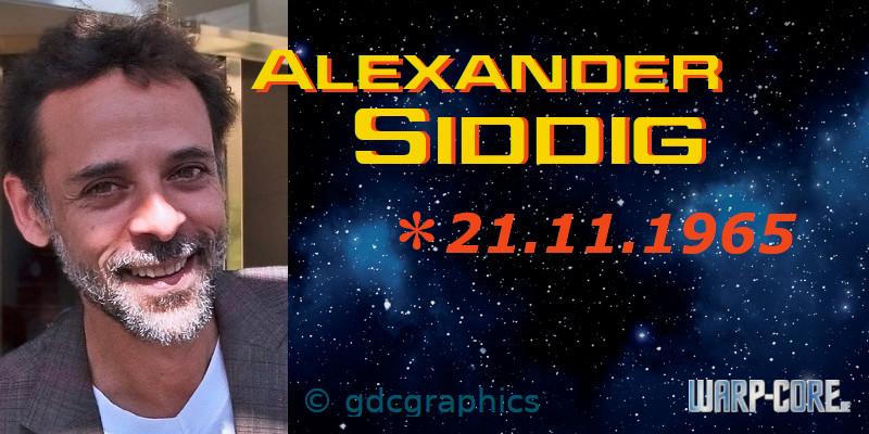 Spotlight: Alexander Siddig