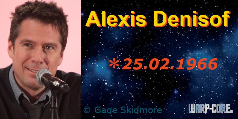 Spotlight: Alexis Denisof