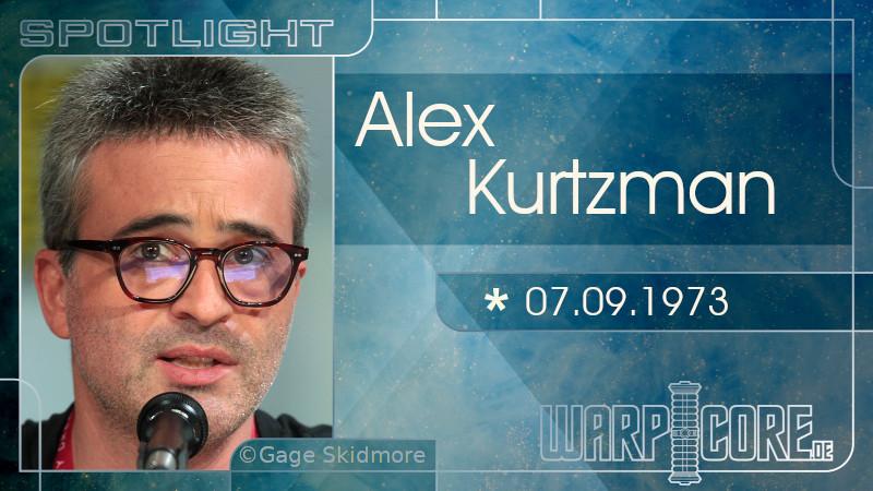 Spotlight: Alex Kurtzman