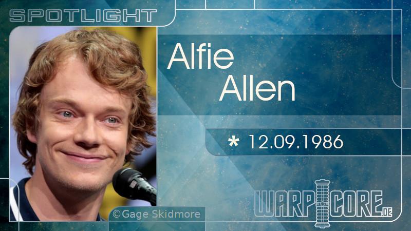 Spotlight: Alfie Allen