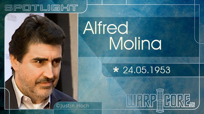 Spotlight: Alfred Molina