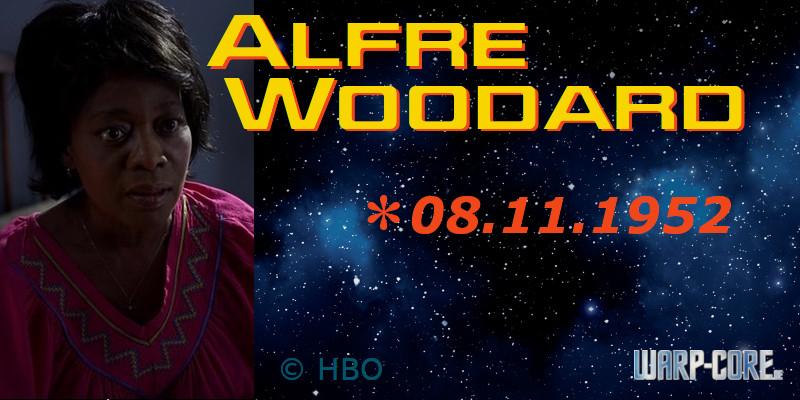 Spotlight: Alfre Woodard