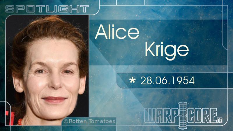 Spotlight: Alice Krige