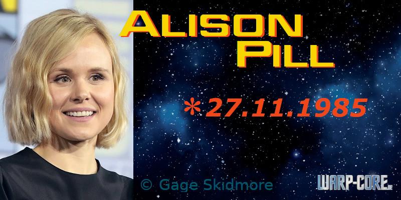 Spotlight: Alison Pill