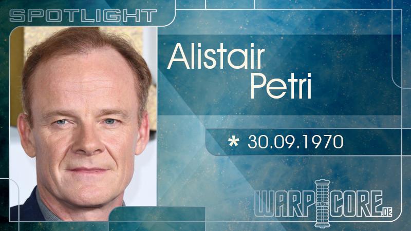 Spotlight: Alistair Petri
