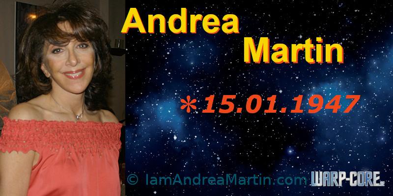 Spotlight: Andrea Martin