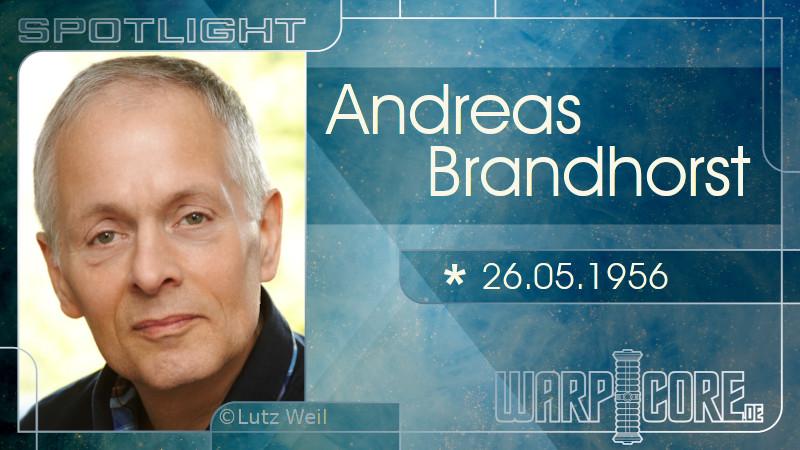 Spotlight: Andreas Brandhorst