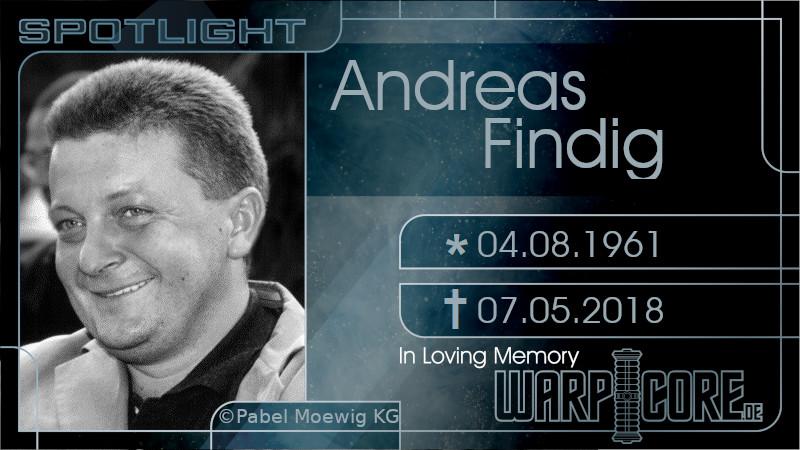 Spotlight: Andreas Findig