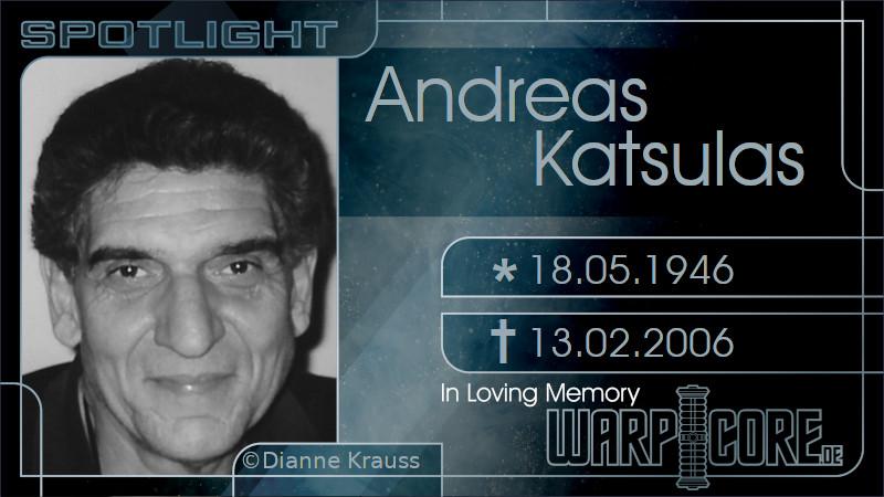 Spotlight: Andreas Katsulas
