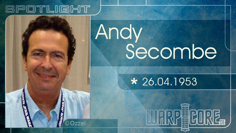 Spotlight: Andrew Secombe