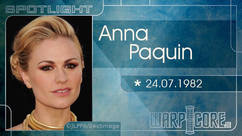 Spotlight: Anna Paquin