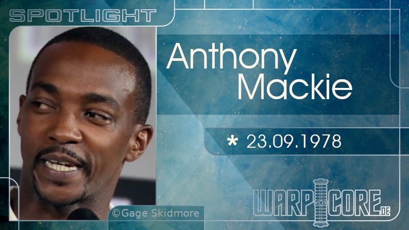 Spotlight: Anthony Mackie