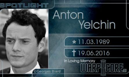 Anton Yelchin