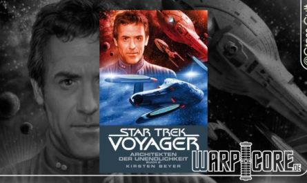 Star Trek - Voyager 15 Architekten der Unendlichkeit Buch 2