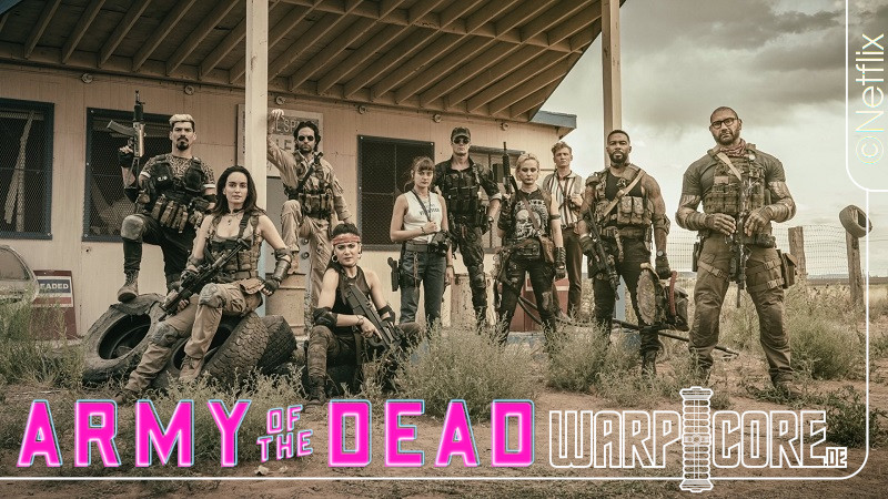 Review: Army of the Dead (2021)
