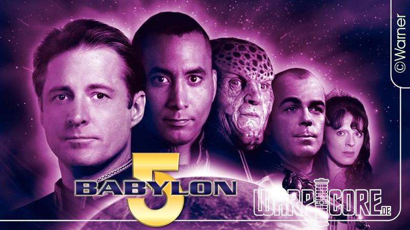 Review: Babylon 5 034 – Auf dem Pulverfass