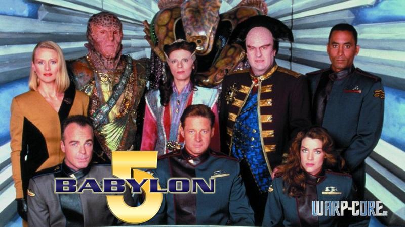 [Review] Babylon 5 020 – Verloren in der Zeit