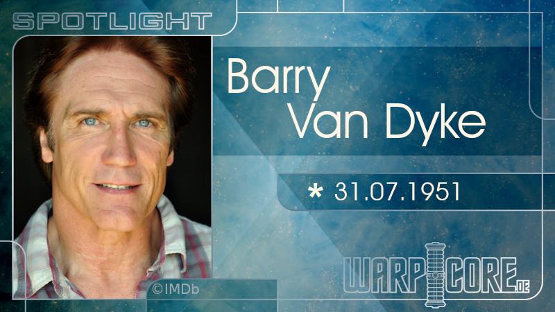 Spotlight: Barry van Dyke