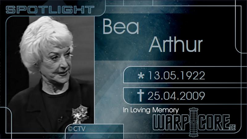 Spotlight: Bea Arthur