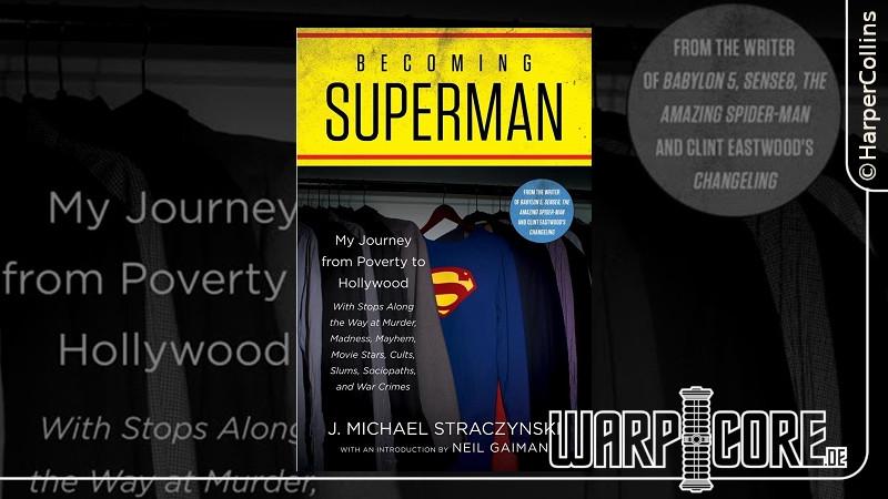Review: Becoming Superman (Joseph Michael Straczynski)