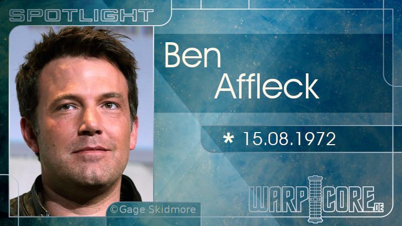 Spotlight: Ben Affleck