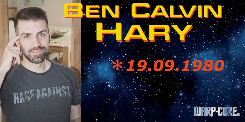 Ben Calvin Hary