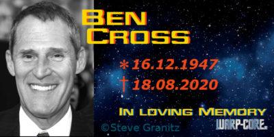 Ben Cross verstorben