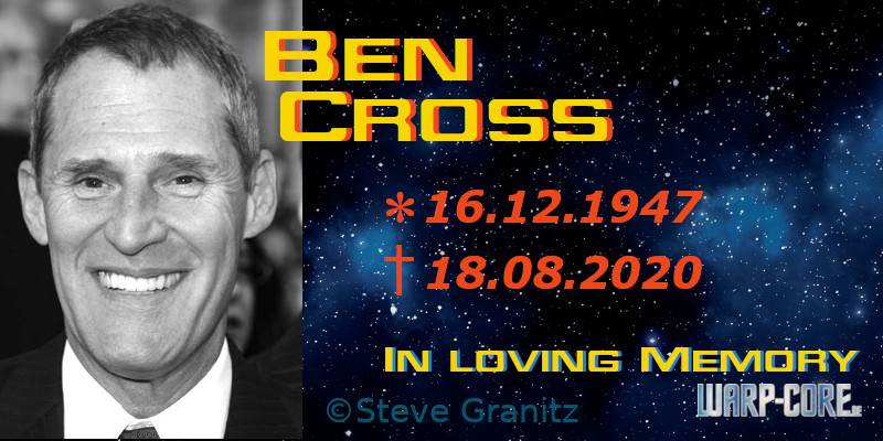 Spotlight: Ben Cross