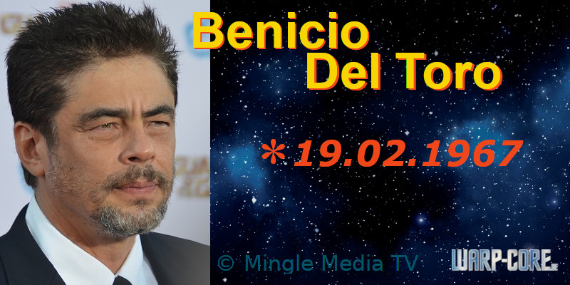 Spotlight: Benicio Del Toro