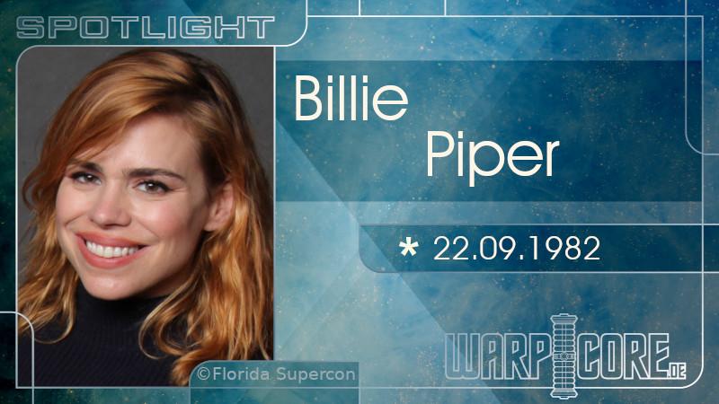Spotlight: Billie Piper
