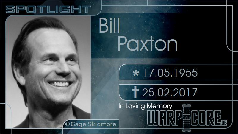 Spotlight: Bill Paxton