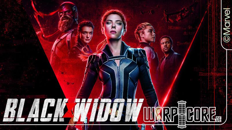 Black Widow erobert Kinospitze in Deutschland