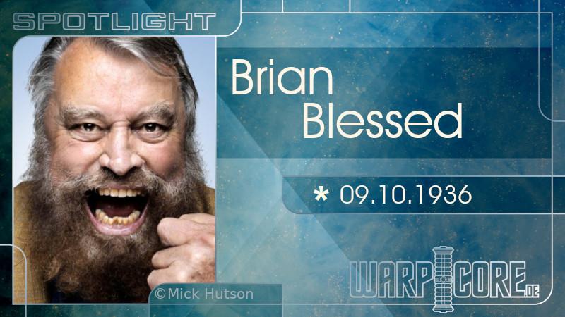 Spotlight: Brian Blessed