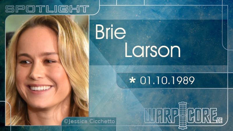 Spotlight: Brie Larson