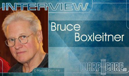 Bruce Boxleitner Interview
