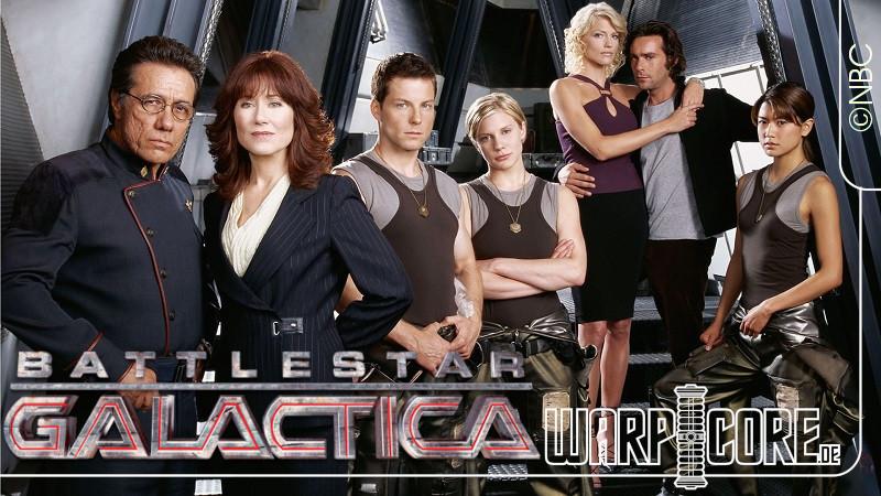 Special: Kampfstern Galactica / Battlestar Galactica