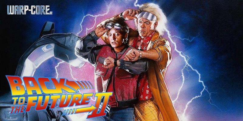 [Movie] Zurück in die Zukunft 2 (1989)