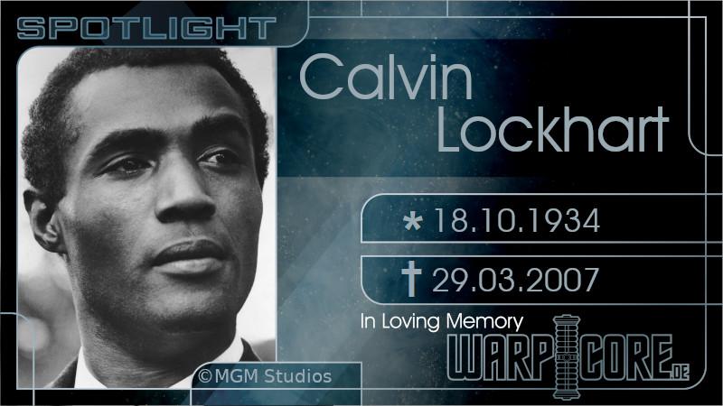 Spotlight: Calvin Lockhart