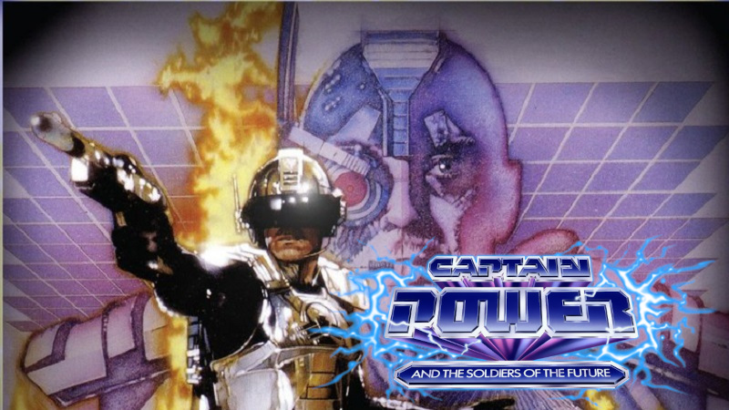 Special: Captain Power and the Soldiers of the Future