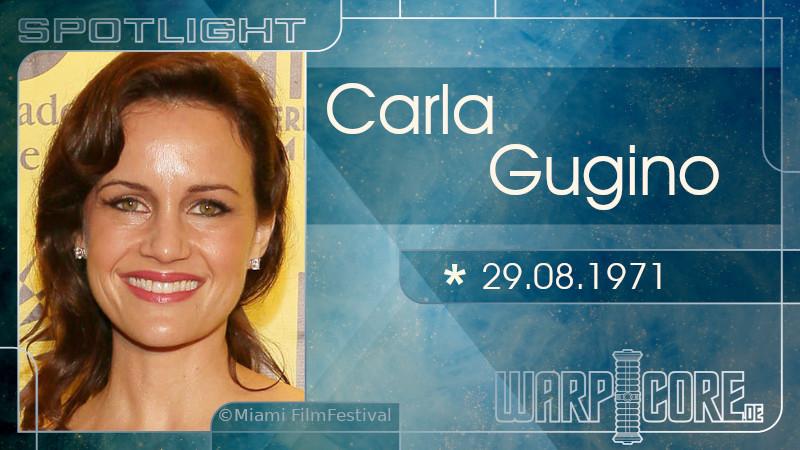 Spotlight: Carla Gugino