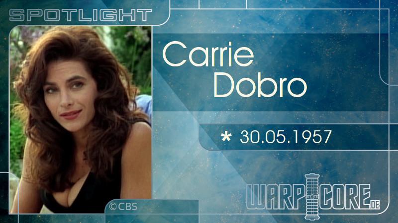 Spotlight: Carrie Dobro