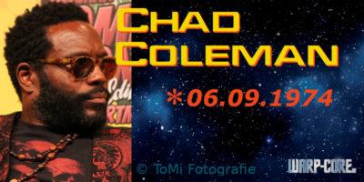 Spotlight: Chad Coleman